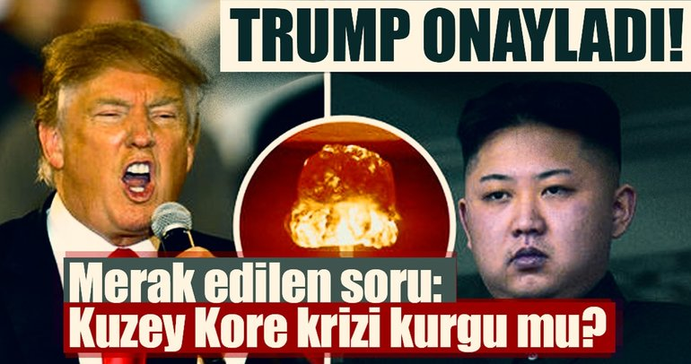 Merak edilen soru: Kuzey Kore krizi kurgu mu?