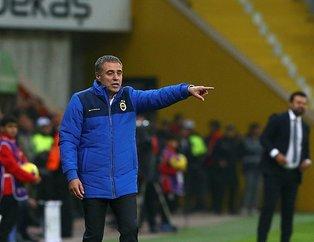 Fenerbahçe'de Ersun Yanal'ın tahtı sallanıyor! Yerine 2 aday gündemde!