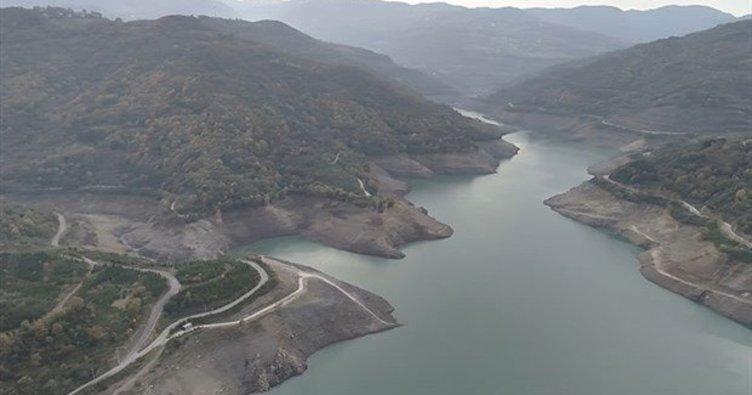 Baraj doluluk oranı 22 Ocak 2021 Cuma: İSKİ İstanbul baraj doluluk oranları kaç oldu?