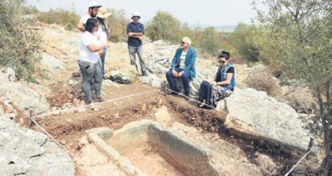 Gölyazı arkeolojik kazılarla aydınlanıyor