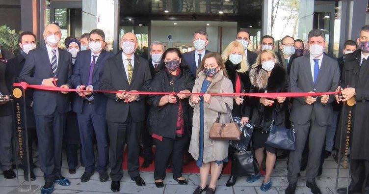 İstanbul Üniversitesi Tıp Fakultesi'nin yeni binası açıldı