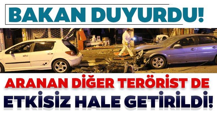 Son dakika: İçişleri Bakanı Soylu, İskenderun'daki patlamayla ilgili 2 teröristin etkisiz hale getirildiğini bildirdi