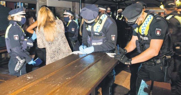 Polis sıkı takipte