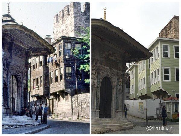 istanbul'un daha önce görmediğiniz fotoğrafları