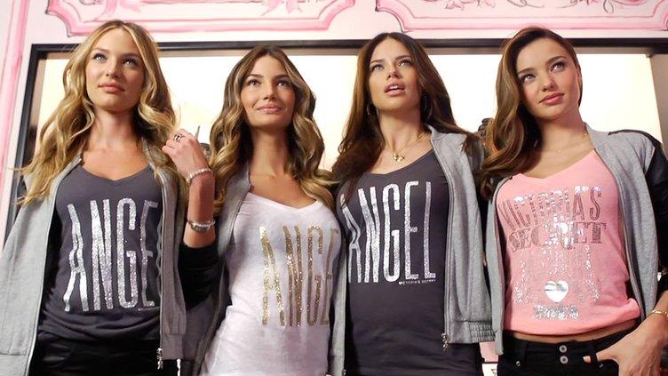 Victoria's Secret melekleri hakkında şok iddia