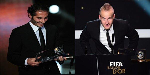 İşte 2014 FIFA Puskas Ödülü'nün adayları!