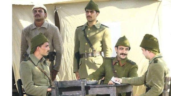 Çanakkale 1915 filminden kareler