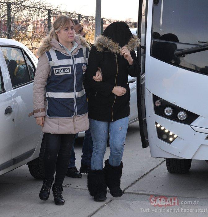 Adana'daki fuhuş operasyonu