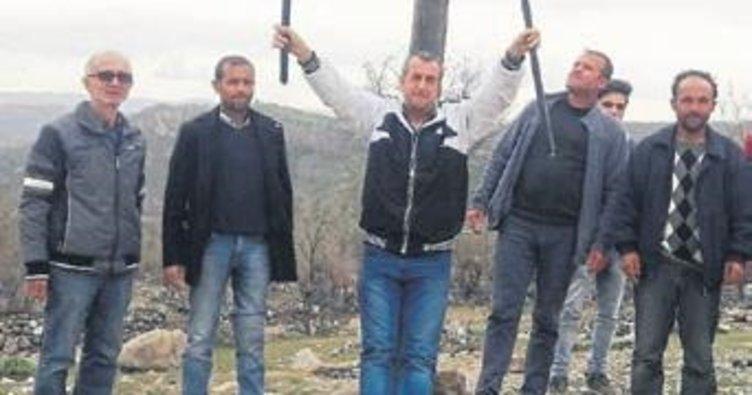Selendi'ye kablo hırsızları dadandı