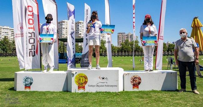 MSKÜ'den okçulukta çifte şampiyonluk