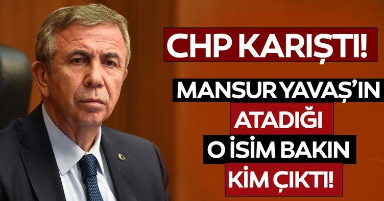 Son dakika haberi: Mansur Yavaş'ın atadığı isim CHP ve Kılıçdaroğlu ile ilgili bu twitleri atmış
