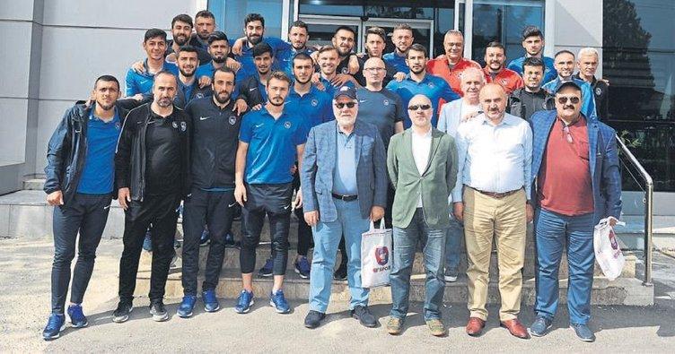 Of Spor'dan SABAH'a ziyaret