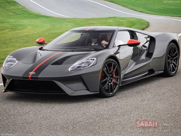 2019 Ford GT Carbon Series ortaya çıktı!