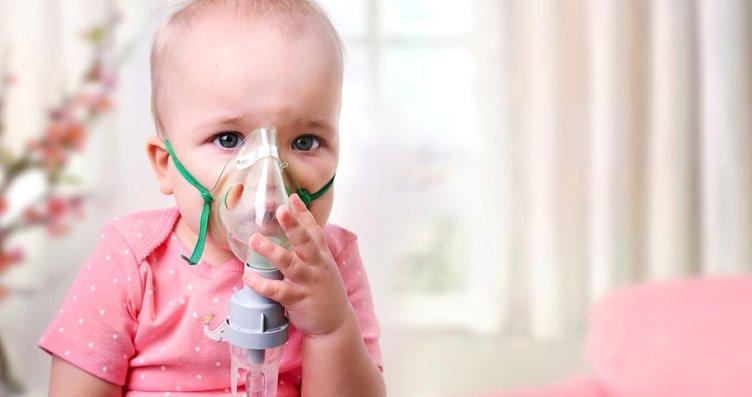Sağlıklı nefes alamayan çocukların gelişimleri...
