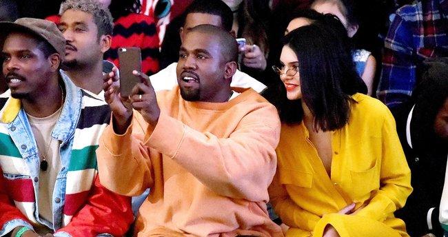 Kendall Jenner'dan Kanye West'e veto