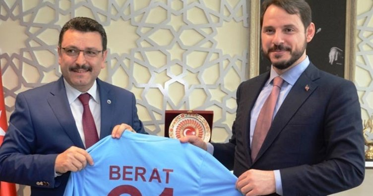 Ortahisar Belediye Başkanı Genç'ten Albayrak açıklaması