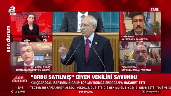 CHP Genel Başkanı Kemal Kılıçdaroğlu'nun skandal sözlerine tepkiler büyüyor | Video