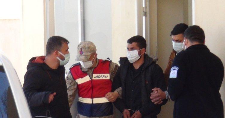 Şanlıurfa sınırında 600 gram patlayıcı ile 3 terörist yakalandı
