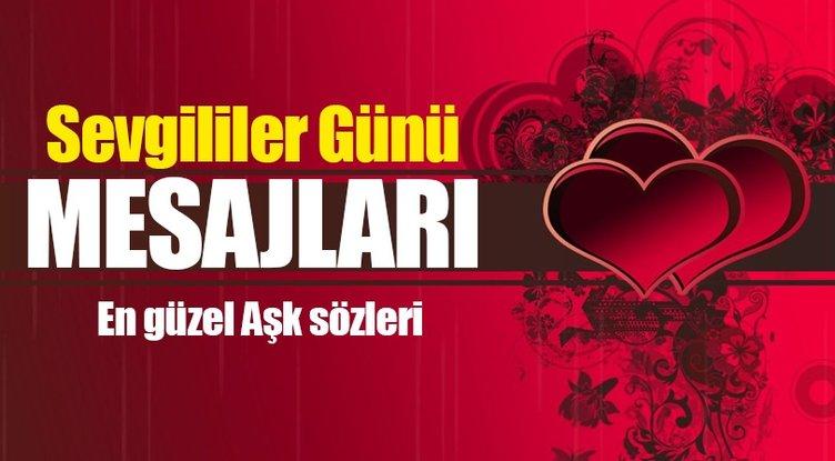 14 Şubat Sevgililer günü mesajları 2018 bu sayfada! - Aşk dolu ve resimli Sevgililer günü kutlama mesajları