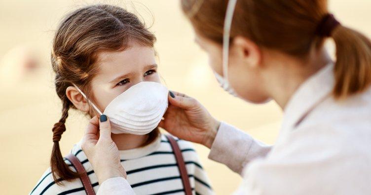 Çocukların yüzde 90'ı virüsü böyle kapıyor