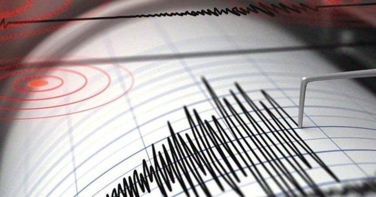 SON DAKİKA: Yunanistan'da deprem!
