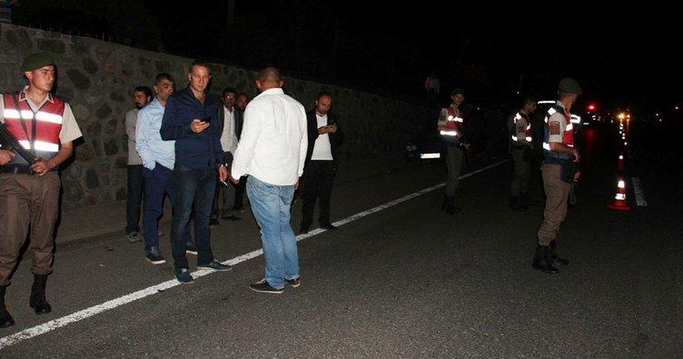 Sakarya'da yol kenarında erkek cesedi bulundu