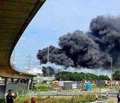 Almanya'da patlama!