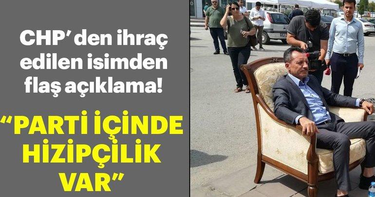 CHP'den ihraç edilen Canyurt: Asıl diktatör Kılıçdaroğlu