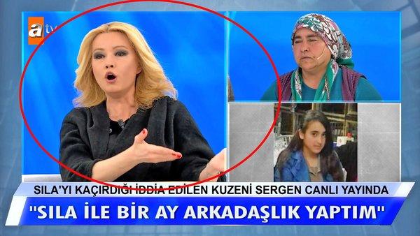 SON DAKİKA! Müge Anlı'yı çileden çıkartan 13 yaşındaki Sıla Uysal olayı skandalı!