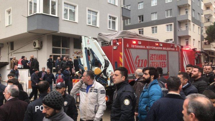 Son dakika haberi: İstanbul Kartal'da bina çöktü! İşte olay yerinden kareler