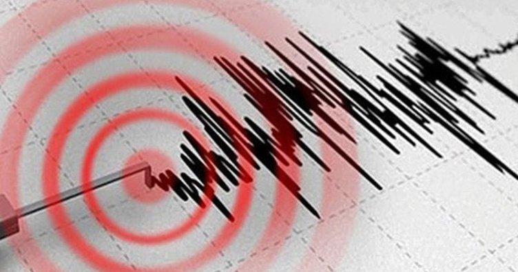 Deprem mi oldu, nerede, saat kaçta, kaç şiddetinde? 22 Ekim 2020 Perşembe Kandilli Rasathanesi ve AFAD son depremler listesi…