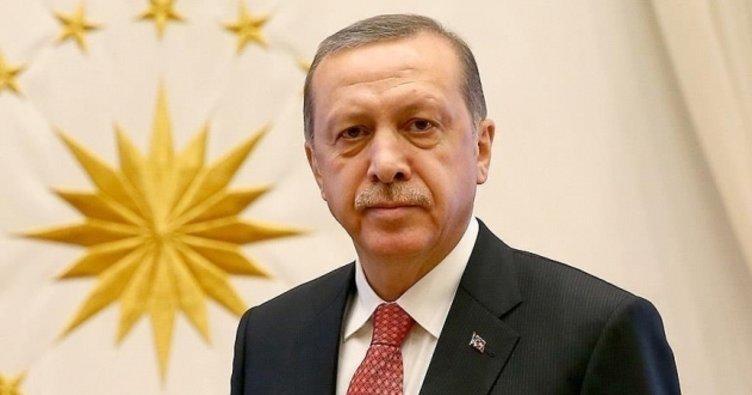 Erdoğan BBVA başkanını kabul etti