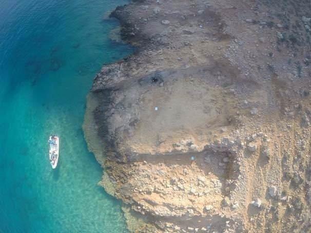 Mersin'de 3200 yıllık dev tersane ortaya çıktı