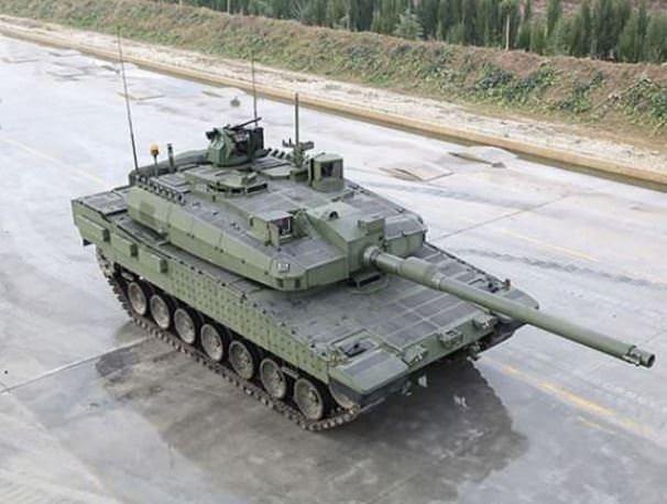 Onlar en iyi tanklar!