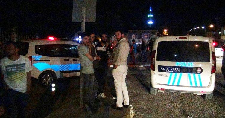 Sakarya'da kanlı gece: 1 ölü, 3 yaralı