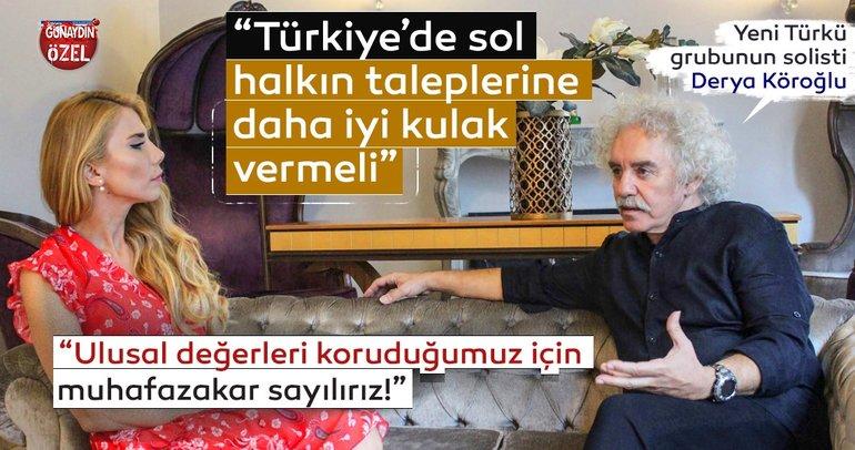 Derya Köroğlu: Türkiye'de sol halkın taleplerine daha iyi kulak vermeli