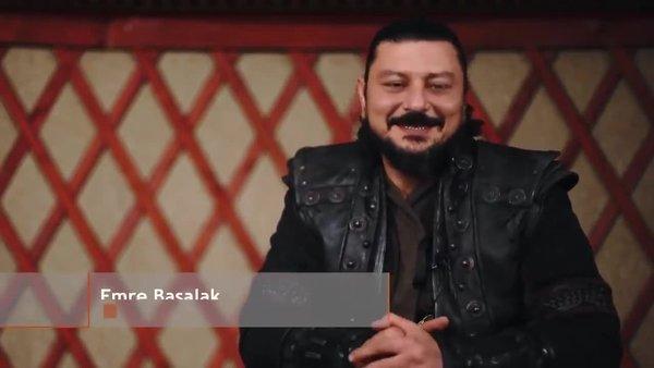 Kuruluş Osman'ın Gündüz Bey'i Emre Basalak