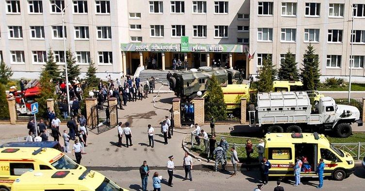 Tataristan'da okulda dehşet saçmıştı: Katliamcı gençten kan donduran paylaşım...