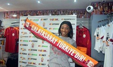 Cursty Jackson, yeniden Galatasaray'da