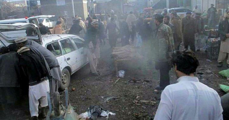 Afganistan'da Taliban güvenlik güçlerine saldırdı