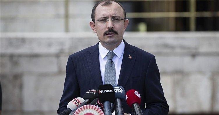 Son dakika... Ticaret Bakanı Mehmet Muş duyurdu: Tüm zamanların en yüksek ihracat rakamı...