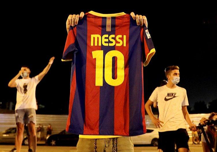 Transferde son dakika: Lionel Messi ayrılıyor mu? Yeni takımını duyurdular