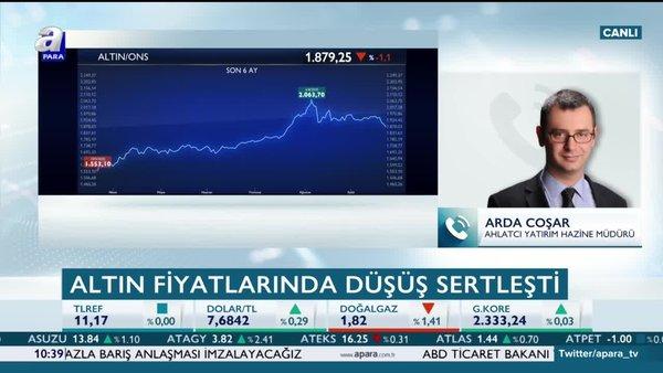 Altın fiyatları son dakika haberi: Gram, tam, yarım, 22 ayar bilezik, cumhuriyet ve çeyrek altın fiyatları 23 Eylül bugün ne kadar? | Video