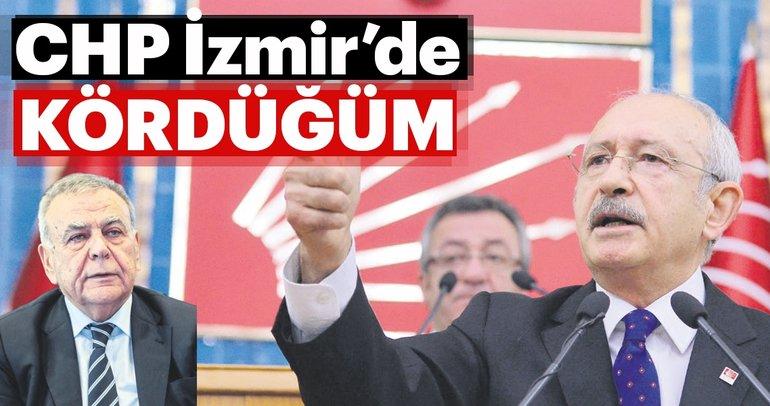 CHP İzmir'de kördüğüm