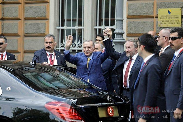 Saraybosna'da tarihi gün