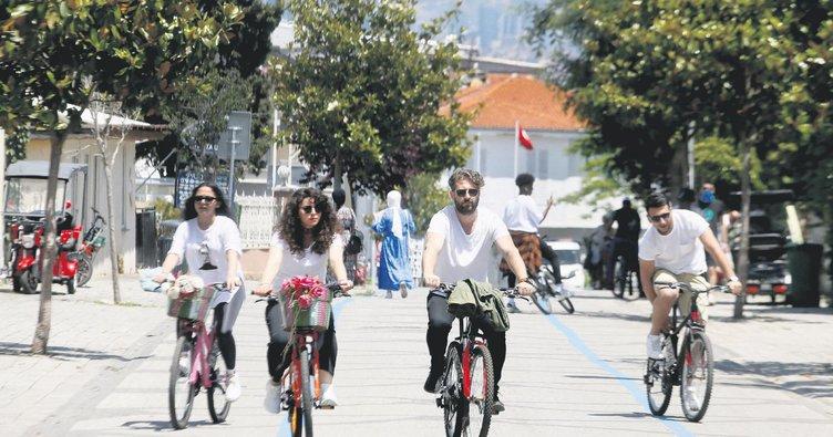 Koronadan sonra Türkiye bisikleti keşfetti