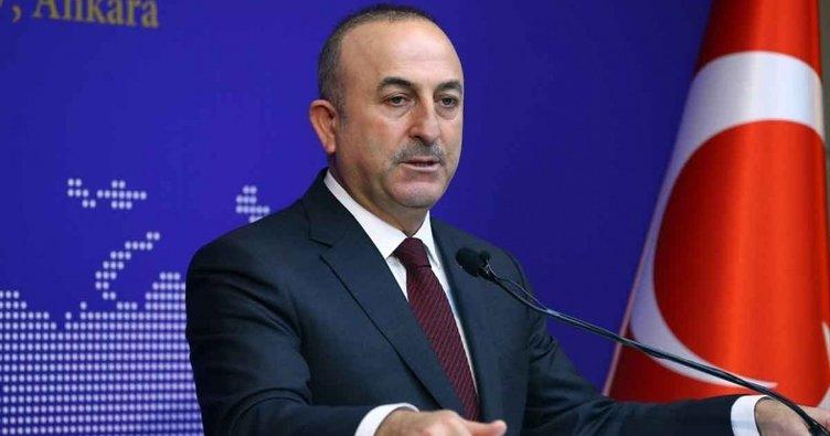 Dışişleri Bakanı Mevlüt Çavuşoğlu'ndan Rusya'ya taziye mesajı!