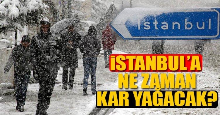 Istanbul A Ne Zaman Kar Yagacak Istanbul Hava Durumu En