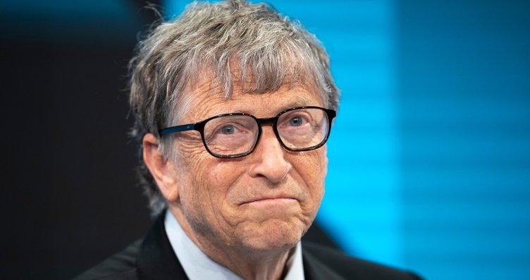 Bill Gates inzivaya çekildi! İşte 12.5 milyon...