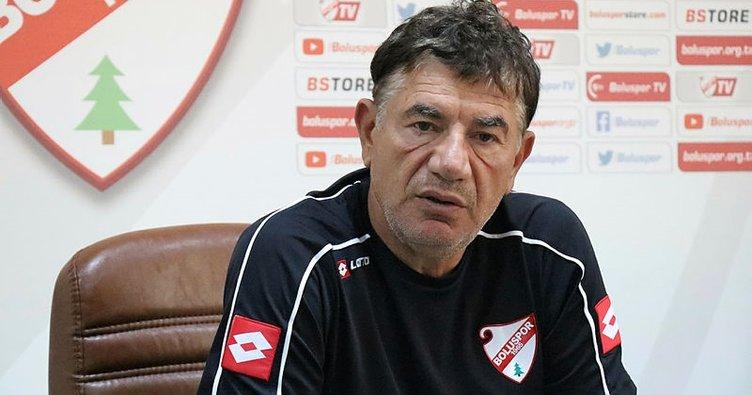 Boluspor'da Giray Bulak ile yollar ayrıldı